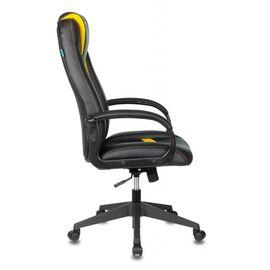 Игровое кресло Бюрократ VIKING-8N Black/Yellow (1361968) фото, изображение 3