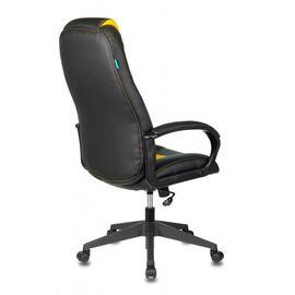 Игровое кресло Бюрократ VIKING-8N Black/Yellow (1361968) фото, изображение 4
