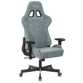 Игровое кресло Бюрократ Zombie VIKING KNIGHT Fabric Grey-Blue (1372998) фото, изображение 13