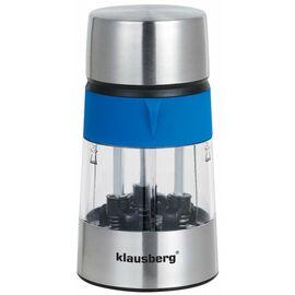 Мельница для соли и перца Klausberg KB-7020, синяя