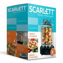 Шашлычница Scarlett SC-KG226T99 фото, изображение 3