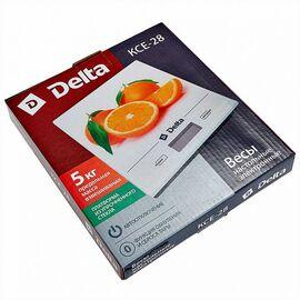 Весы кухонные DELTA КСЕ-28 Апельсин фото, изображение 2