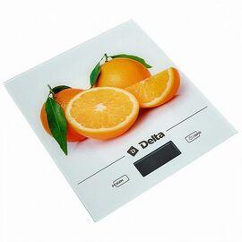 Весы кухонные DELTA КСЕ-28 Апельсин фото
