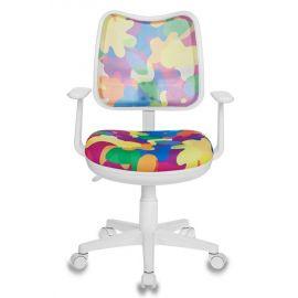 Детское кресло Бюрократ CH-W797/ABSTRACT (483041) фото