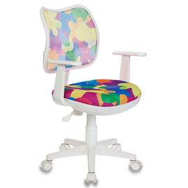 Детское кресло Бюрократ CH-W797/ABSTRACT (483041) фото, изображение 2