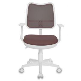 Детское кресло Бюрократ CH-W797/BR/TW-14C коричневый TW-14C фото