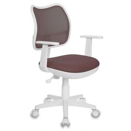 Детское кресло Бюрократ CH-W797/BR/TW-14C коричневый TW-14C (847130) фото, изображение 2