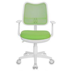 Детское кресло Бюрократ CH-W797/SD/TW-18 салатовый TW-18 (664136) фото