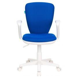 Детское кресло Бюрократ KD-W10AXSN/26-21 синий (1162185) фото