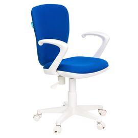 Детское кресло Бюрократ KD-W10AXSN/26-21 синий (1162185) фото, изображение 2