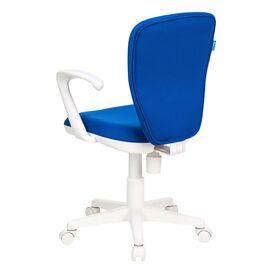 Детское кресло Бюрократ KD-W10AXSN/26-21 синий (1162185) фото, изображение 4
