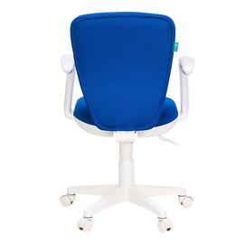 Детское кресло Бюрократ KD-W10AXSN/26-21 синий (1162185) фото, изображение 5
