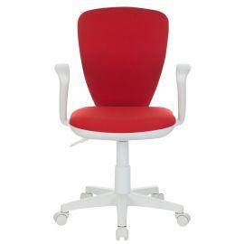 Детское кресло Бюрократ KD-W10AXSN/26-22 красный (1162187) фото