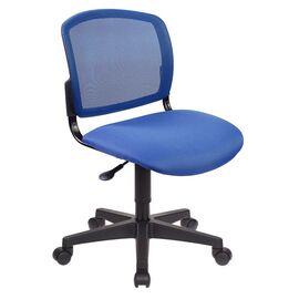 Офисное кресло Бюрократ CH-296/BL/15-10 синий ( 957137) фото, изображение 2