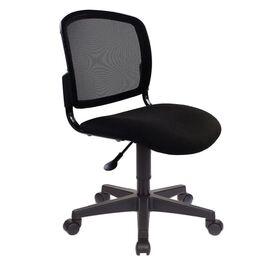 Офисное кресло Бюрократ CH-296NX/15-21 черный (956343) фото, изображение 2