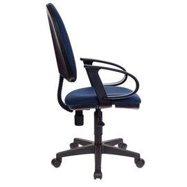 Офисное кресло Бюрократ CH-300/BLUE JP-15-5 (491231) фото, изображение 3