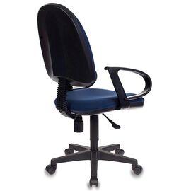 Офисное кресло Бюрократ CH-300/BLUE JP-15-5 (491231) фото, изображение 4