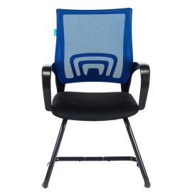 Офисное кресло посетителя Бюрократ CH-695N-AV/BL/TW-11 синий (1183803) фото