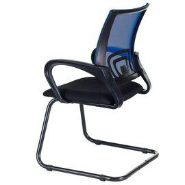 Офисное кресло посетителя Бюрократ CH-695N-AV/BL/TW-11 синий (1183803) фото, изображение 4