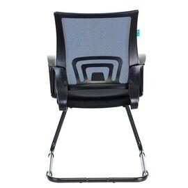Офисное кресло посетителя Бюрократ CH-695N-AV/BL/TW-11 синий (1183803) фото, изображение 5