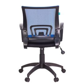 Офисное кресло Бюрократ CH-695N/BL/TW-11 синий TW-05 TW-11 (1163179) фото, изображение 5