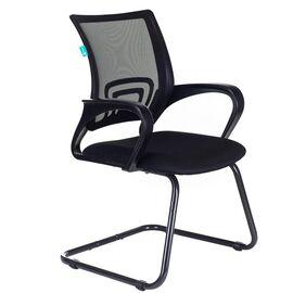 Офисное кресло посетителя Бюрократ CH-695N-AV/B/TW-11 (1183392) фото, изображение 2