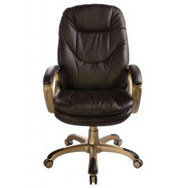 Офисное кресло руководителя Бюрократ CH-868YAXSN/COFFEE (664053) фото
