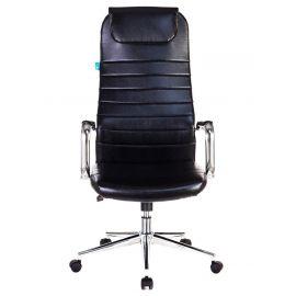Офисное кресло руководителя Бюрократ KB-9N/ECO/BLACK (1140275) фото