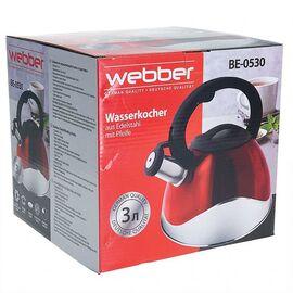 Чайник со свистком Webber BE-0530, изображение 5
