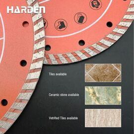 Диск алмазный турбоволна 125 х 22.2 HARDEN 611322, изображение 2