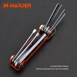 Ключ шестигранный 7 в 1 HARDEN 540610, изобржение 3