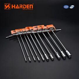 Ключ професиональный Т-тип 19мм HARDEN 670211