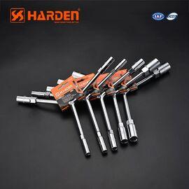 Ключ професиональный Y-тип 14х17х19мм HARDEN 670226