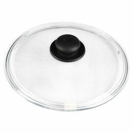 Крышка стеклянная утолщенная Isfahan Glass LID105B - d260мм