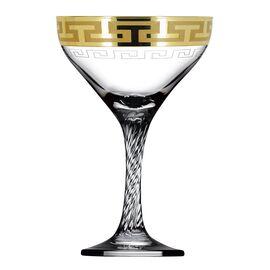 Набор креманок 6 шт Греческий узор Гусь-Хрустальный EAV03-616/S