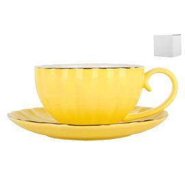 Пара чайная Солнечный луч Коралл ZL09782-2