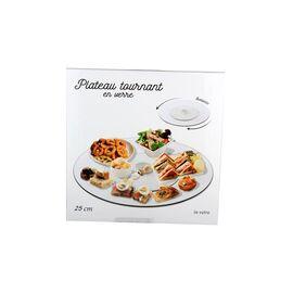 Вращающаяся подставка для торта и десертов Угощение Коралл 3200, изображение 2