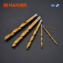 Сверло по металлу 9.5мм HSS M2 1шт. HARDEN 610262