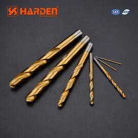 Сверло по металлу 10.0мм HSS M2 1шт. HARDEN 610263