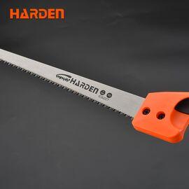 Ножовка столярная сучкорез 270мм HARDEN 631227, изображение 3