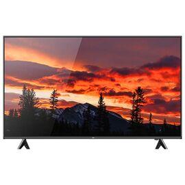 Безрамочный Full HD Телевизор SMART 50 дюймов BQ 50S04B, черный