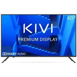 Телевизор 40 дюймов KIVI 40F510KD, черный