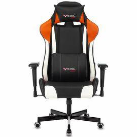 Игровое кресло Бюрократ VIKING TANK Orange, Вариант цвета: orange фото