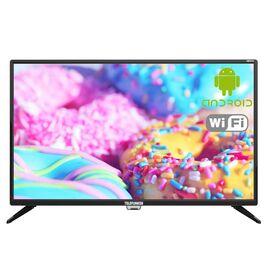 Телевизор Smart 32 дюйма Telefunken TF-LED32S86T2S, изображение 1