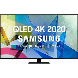 4К QLED Телевизор SMART 50 дюймов SAMSUNG QE-50Q80TAUXRU, изображение 1