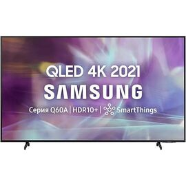 4К QLED Телевизор SMART 55 дюймов SAMSUNG QE55Q60AAUXUA, изображение 1