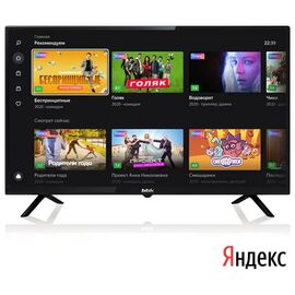 Телевизор SMART 32 дюйма BBK 32LEX-7250/TS2C, изображение 1