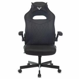 Игровое кресло Бюрократ VIKING 6 KNIGHT черный Diamond 600 фото