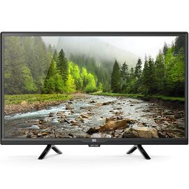 Телевизор SMART 24 дюйма BQ 24S01B Black, изображение 1