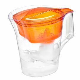 Фильтр-кувшин Барьер Твист оранжевый (В174Р00) фото, изображение 2